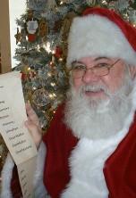 santa list for letters