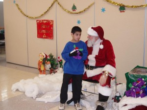 Santa-Glendale Youth Center  00056